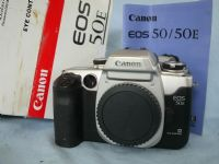 '  50E AUTOFOCUS BOXED ' Canon EOS 50E   SLR Camera Boxed  + Inst £34.99